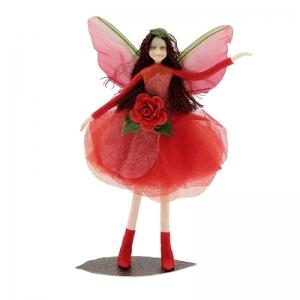 Nr. 102 / Magnet: Blumen-Elfe