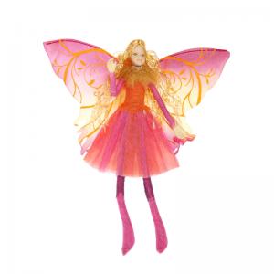 Nr. 01: Schmetterlings-Elfe mit magnetischen Füs..