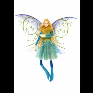 Nr. 02: Schmetterlings-Elfe mit magnetischen Füs..