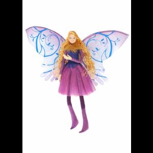 Nr. 03: Schmetterlings-Elfe mit magnetischen Füs..