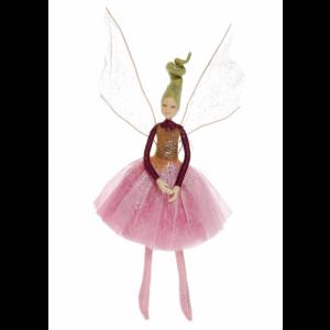 Nr. 53: Regenbogen-Elfe mit Magnet
