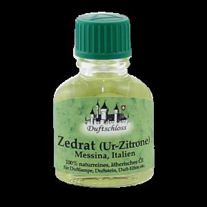 Zedrat (Ur-Zitrone), Messina/Italien