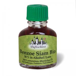 Benzoe Siam Bio, Thailand, 50 % in Alkohol, 11ml