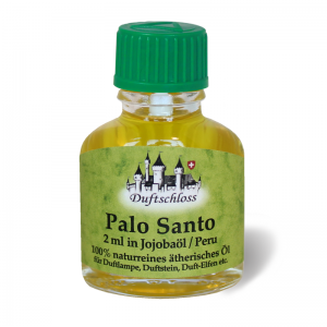 Palo Santo (heiliges Holz), Brasilien, 2 ml in 9 ml Jojobaöl, 11ml