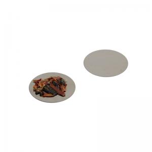Räucherblättchen Metall, mini, 4 cm