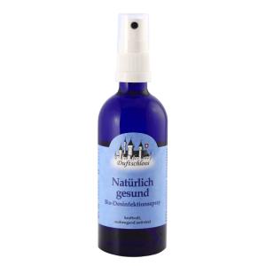Desinfektionsspray Bio - Natürlich gesund, 100 ml