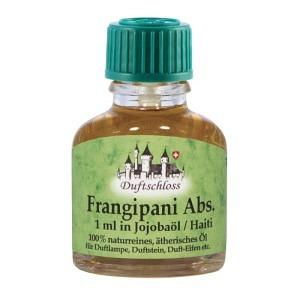 Frangipani Absolue, Indien, 1ml in 10ml Jojobaöl..