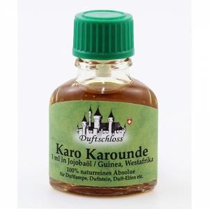 Karo Karounde Absolue, Guinea, 1ml in 10ml Jojobaöl, 11ml