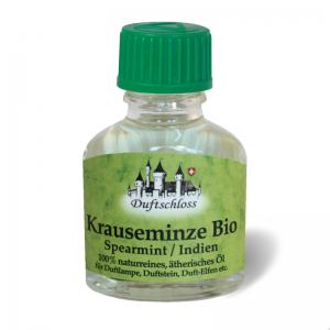 Krauseminze Bio (Spearmint), USA, 100% naturrein, 11ml