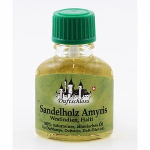 Sandelholz westindisch (Amyrisöl), Haiti, 100% naturrein, 11ml