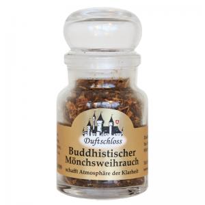 Buddhistischer Mönchsweihrauch - Räuchermischung, 60 ml