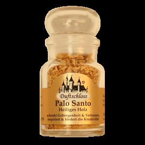 Palo Santo Späne - Räucherwerk, 60 ml