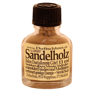 Sandelholz Pulver, (Balon Dust) - Räucherwerk, 11 ml