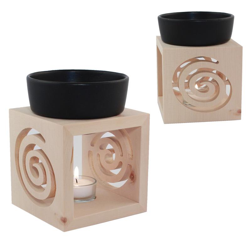 S1, Arve Duftlampe, Spirale