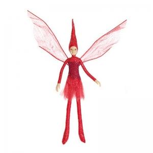 Nr. 13: Regenbogen-Elfe mit Magnet