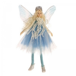 Nr. 113 / Magnet: Winter-Elfe
